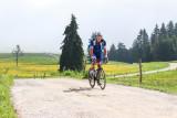 Séjour Tour de France avec sortie cyclo encadrée au Plateau des Glières