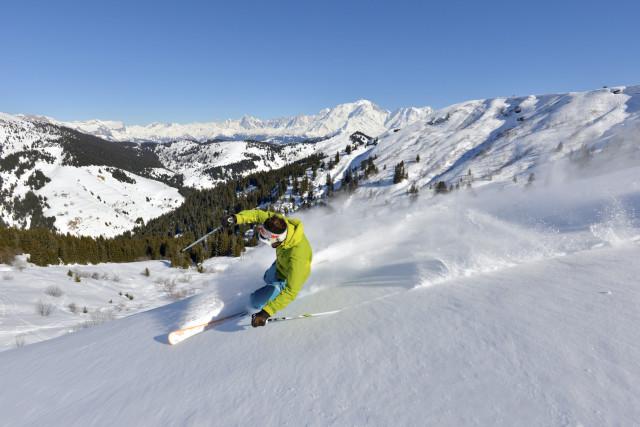 Séjour Grand Ski - Les Portes du Mont-Blanc